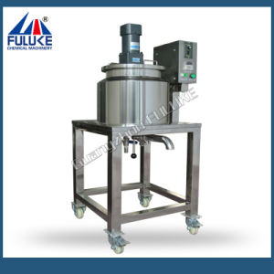 Guangzhou Fuluke 100L, 200L, 500L Stainless Steel Fertilizer Mixing Tank pictures & photos