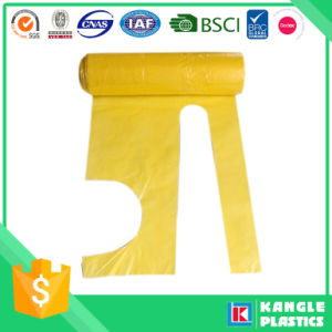 Disposable Poly Apron for Cooking pictures & photos