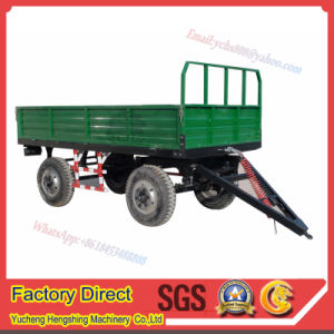 6t Farm Tractor Trailer of Agricultural Machinery pictures & photos