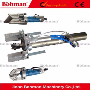 Pneumatic Corner Cleaning Machine for PVC Window and Door