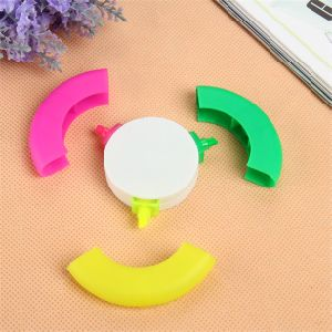 3 Colors Promotional Highlighter Gift Pen