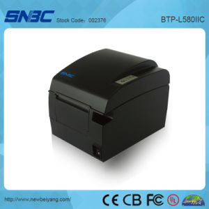 (BTP-L580IIC) USB Parallel or RS232 Serial RS 485 Ethernet WLAN Front Paper Exit POS Receipt Label Thermal Printer