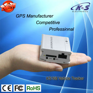 GPS Tracker with Google Earth for Car Fleet Management, Cut off Oil and Curite (KS158)