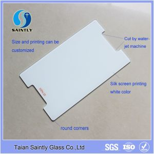 Shandong Professional Produce 4mm 5mm Tempered Glass Cutting Board