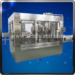 18-18-6 Pure Water Washing Capping Bottling Equipment pictures & photos