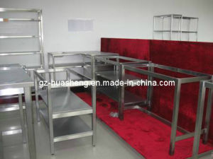 Metal Kitchen Product with Modern (HS-034) pictures & photos