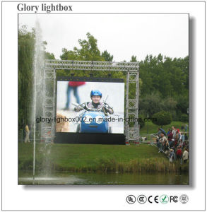 Retal Outdoor HD Full Color P20 LED Digital Screen Panel pictures & photos