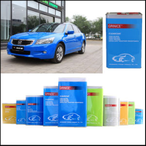 High Gloss Heat Resistant Car Paint Clear Varnish