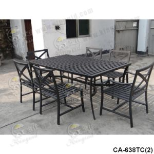 Cast Aluminium Furniture, Outdoor Furniture Ca-638tc
