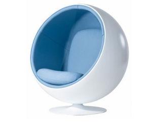 (SX 100) Home Furniture Multicolor Fiber Glass Ball Chair