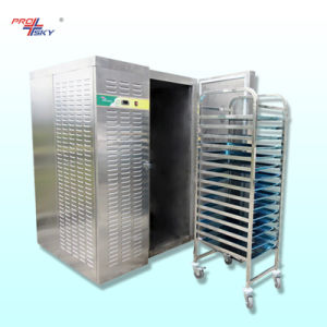 Quick Freezing Tunnel Freezers