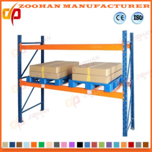 Long Span Warehouse Metal Pallet Shelves Rack (ZHR385) pictures & photos