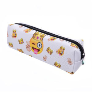 Lovely Pen Pouch Stationery Storage Makeup Glasses Pencil Bag pictures & photos