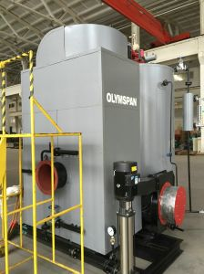 Full Automatic High Efficiency Gas Fired Steam Boiler pictures & photos