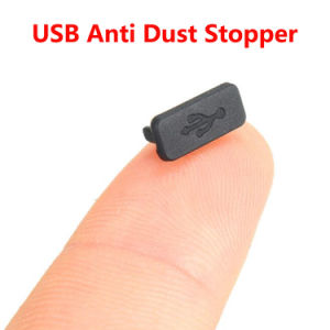 Colorful Anti Dust Plug for Laptop Desktop USB Female Port Silicone Cover Stopper Computer Accessories pictures & photos
