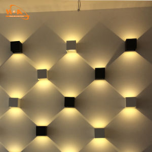 12w China Whole Decorative Led Indoor Wall Light For Hotel
