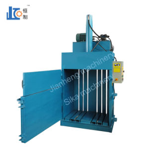 Ves30-11070 Waste Paper Baling Press Machine, Recycling Baler for Pressing Carton, Plastic pictures & photos