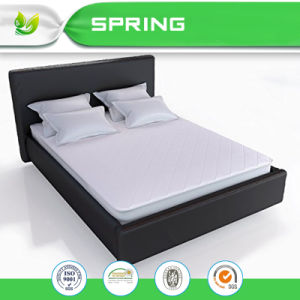 Bed Bug Mattress Cover.Quilted Waterproof Fitted Baby Tpu Material Bed Bug Mattress Cover Mattress Pad Cover