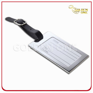 Superior Quality Lsaer Engraving Metal Stainless Steel Luggage Tag pictures & photos