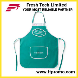 Promotional Gift Cotton Apron with Logo pictures & photos