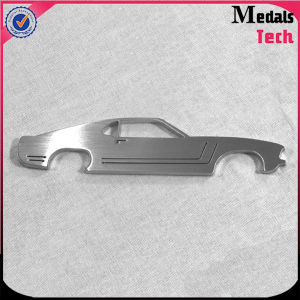 Car Shape Stainless Steel Stamp Size Bottle Opener as Gifts pictures & photos