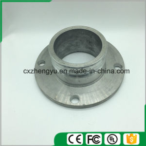 Round Cap Flange/Round End Flange/Nose Circle Flange with 5""