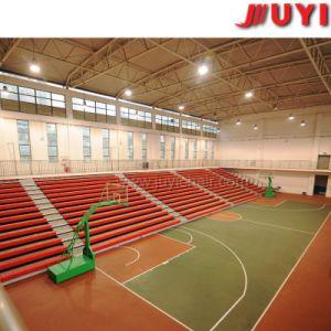Jy-750 2015 Best Steel Retractable Stage Wood Portable Indoor Bleachers Arena