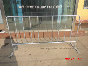 High Quality Fully Galvanized Barricade Fencing with Flat Feet (XMS7) pictures & photos
