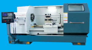 Universal Horizontal CNC Medium-Sized Lathe Machine (CSK6163)