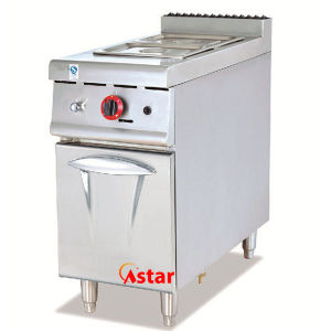 Electric Bain Marie with Cabinet Ck01073011 pictures & photos