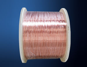 Hard-Drawn Copper-Clad Steel Wire for Coaxial Cable pictures & photos