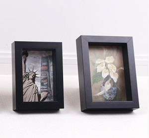 3D Wooden Shadow Box Frame Combind Decorative Photo Picture Frame pictures & photos