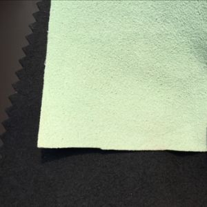 Soft Suede Leather for Garment Hw-1764 pictures & photos