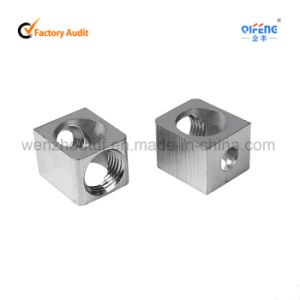 DIN Rail Terminal Blocks with Push-in Connection pictures & photos