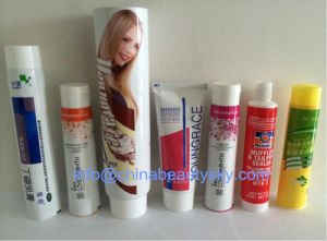 Pharmaceutical Packaging Eye Ointment Cosmetic Skin Care Cream Toothpaste Plastic Laminated Tube pictures & photos
