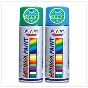 Non Toxic Hammer Tone Spray Paint for Metal pictures & photos
