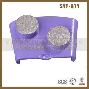 HTC Round Floor Diamond Grinding Disc for Concrete pictures & photos