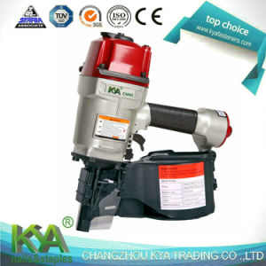 Cn80 Pneumatic Power Wire Collated Coil Nailer pictures & photos
