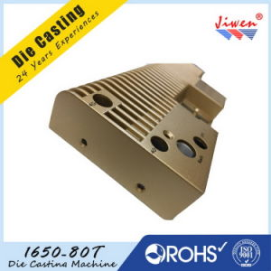Manufacturer Supply Aluminum Die Casting for Vehicale Heat Sink