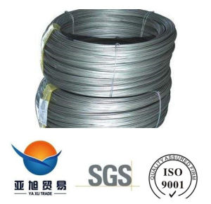 Deformed SAE1008 Hot Rolled Steel Wire Rod