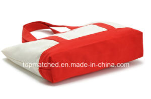 Wholesale Newest Hot Sale Lady Tote Cotton Canvas Tote Bag pictures & photos