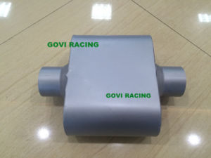 4X9X13X19 Inch Car Truck Muffler with Aluminumlized Exhaust system pictures & photos