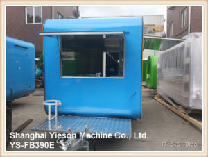 Ys-Fb390e Crepe Cart Foodtruck Vans Ice Cream Trailer pictures & photos