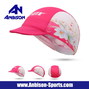 2017 Newest Women Flower Style Outdoor Sunscreen Sport Hat Cap pictures & photos