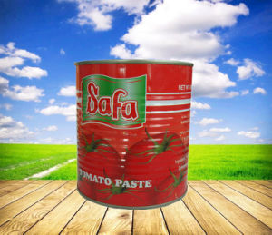 Canned Tomato Paste Tomato Sauce Tomato Ketchup pictures & photos