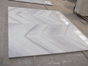 Bianco Carrara Marble, White Marble, White Marble Tile pictures & photos