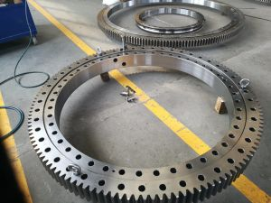 Rollix Slewing Bearing for Tower Crane and Excavator