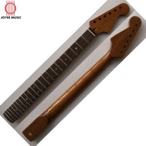 China Kabukalli Fretboard Roasted Flame Maple Strat Guitar