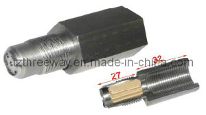 Metallic Catalyst Converter Weld with Oxygen Sensor Nut and Plug pictures & photos