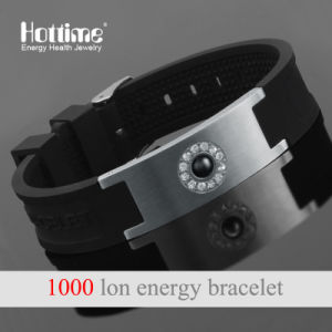 Hottime Whole Energy Bracelet With Crystal Hemae For Health 20011
